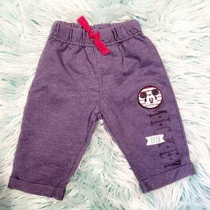 👑4/20👑 DISNEY Mickey Mouse sweatpants